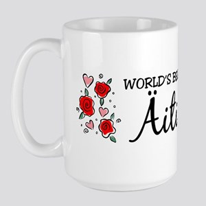 WB Mom [Frisian] Large Mug